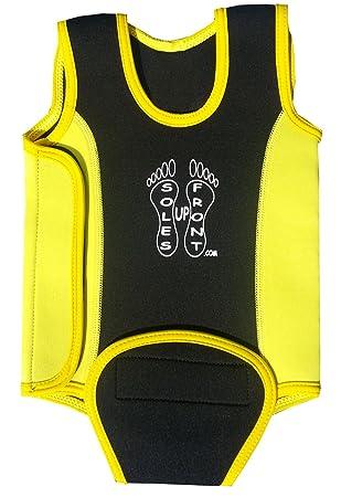 Suf Soles - Traje de neopreno para bebé (para piscina o ...