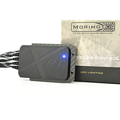 Morimoto XBT 4-Wire RGB Bluetooth Controller - Universal: Automotive