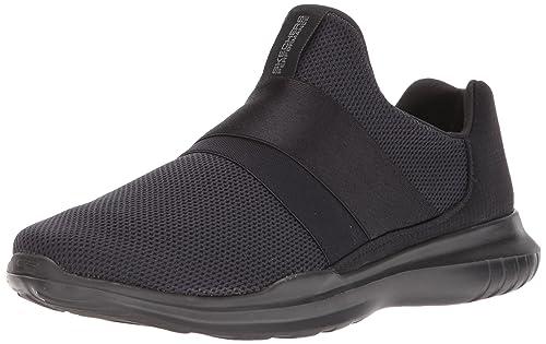 Skechers Performance Go Run-Mojo, Zapatillas de Entrenamiento para Mujer, Negro (Black), 38 EU