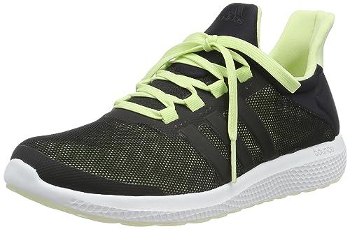 adidas Women's CC Sonic Running Shoes, Black (Core Black/Core Black/Halo