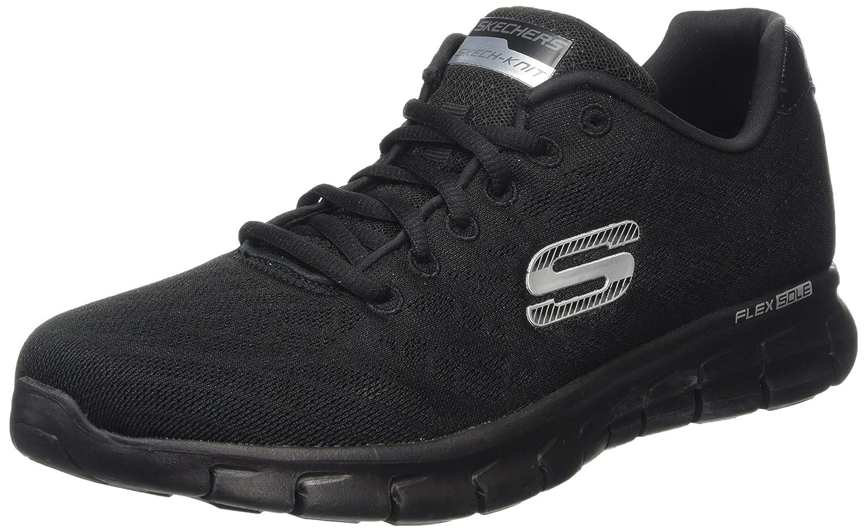 Skechers Synergy-Fine-Tune, Zapatillas de Deporte para Hombre: Amazon.es: Zapatos y complementos