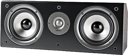 Polk Audio CS1ii Monitor BLACK Center Channel Speaker NEW