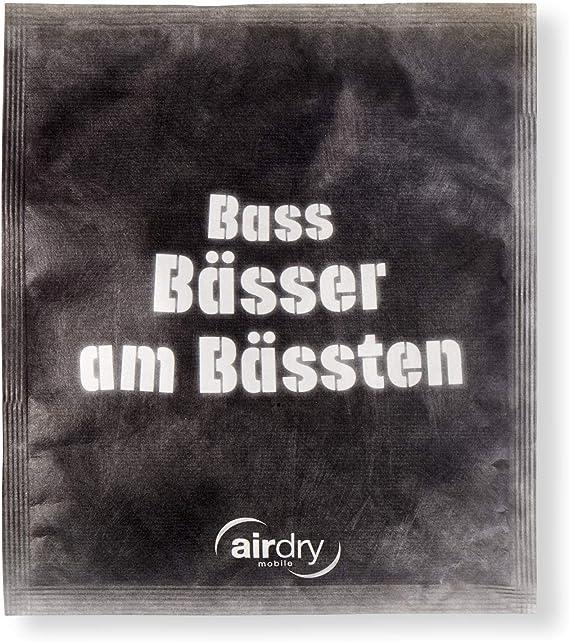 Thomar 10975 Airdry Fun Scheiben Auto Entfeuchter Mit Buntem Motiv Bass Sorgt Für Freie Sicht Auto
