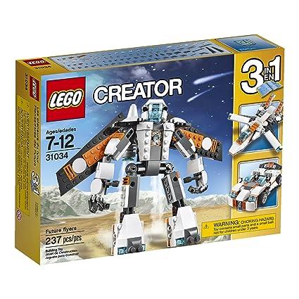 Amazon Com Lego Creator Future Flyers Toys Games
