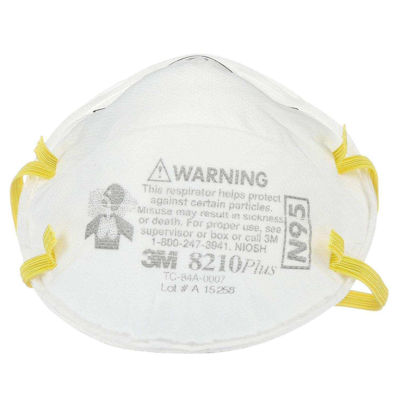 3m mask n95 8210 plus