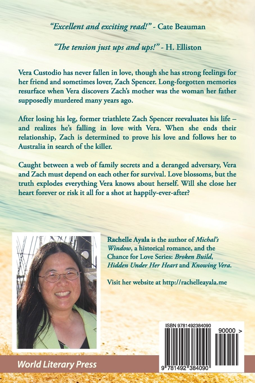 Knowing Vera: Rachelle Ayala: 9781492384090: Amazon com: Books
