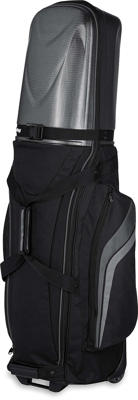 Bag Boy Golf T-10 ハードトップトラベルカバー  ブラック/チャーコール B07KF21FCR