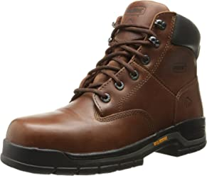 Wolverine Mens Harrison Lace-Up 6