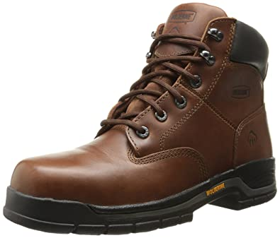 "Image result for Wolverine Men's Harrison Lace-Up 6"" Work Boot"