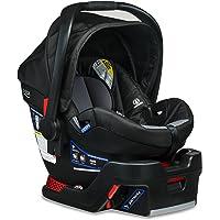 Britax B-Safe 35 Infant Car Seat - 4 to 35 Pounds - Rear Facing - 1 Layer Impact Protection, Ashton
