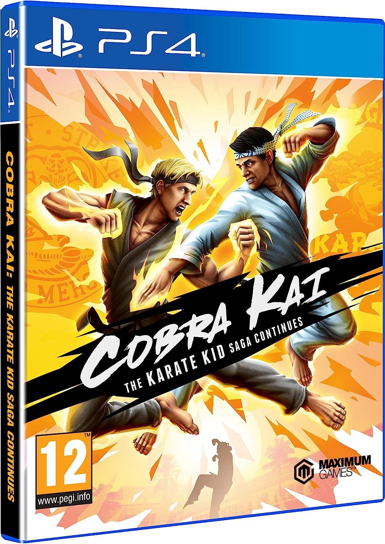 Cobra Kai: The Karate Saga Continues