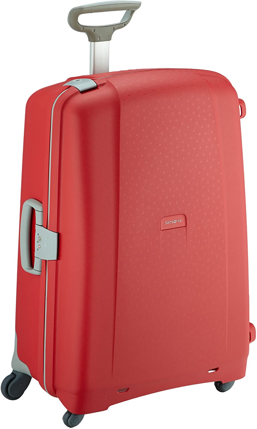 Samsonite Aeris Spinner L Maleta, 75 cm, 87.5 L, Rojo (Red)