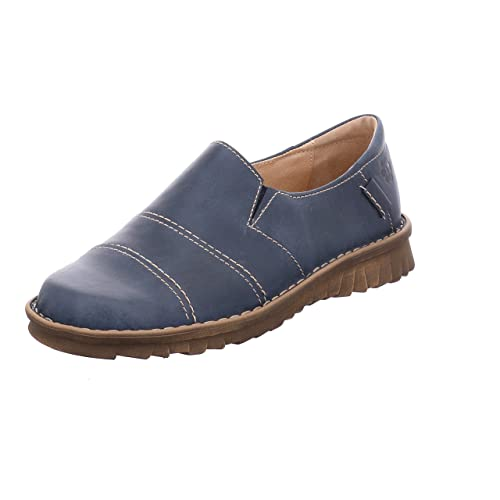 Melli 03, Mocasines para Mujer, Multicolor (Multicolour 557 900), 39.5 EU Josef Seibel