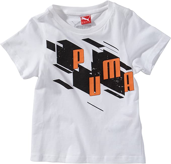 PUMA - Camisa de Acampada y Senderismo para niño: Amazon.es: Ropa y accesorios