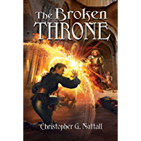 The Broken Throne (Schooled in Magic Book 16) (English Edition)