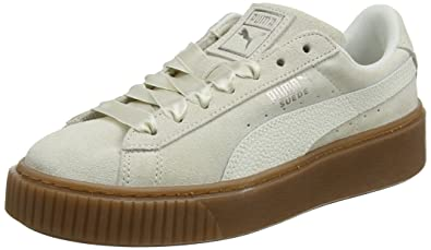 a11510f8152 Puma Women s s Suede Platform Bubble WN s Trainers  Amazon.co.uk ...