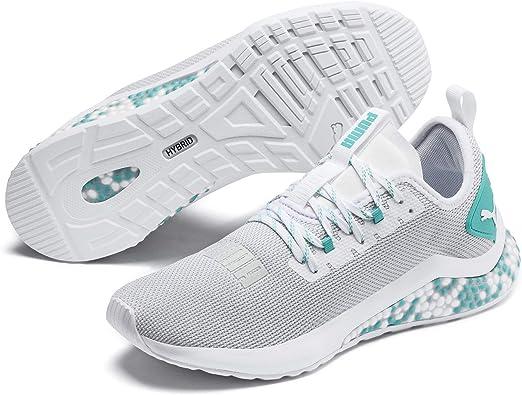 Puma Hybrid NX - Zapatillas de Running para Hombre, Color Blanco y ...