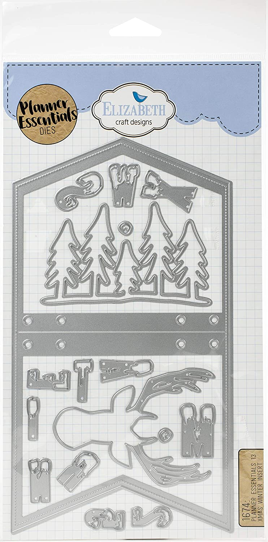 ELIZABETH CRAFT DESIGNS Elizabeth Craft DIE PLNR ES, Planner Essentials 13