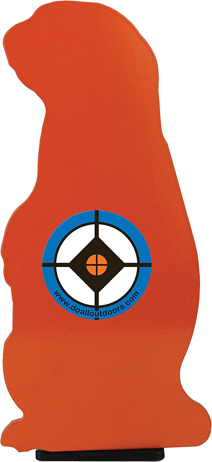 Do-All Outdoors Prairie Popper Steel Auto Resetting Shooting Target Rated for .22 Caliber : Coffee Brewing Machine Cups : Sports & Outdoors