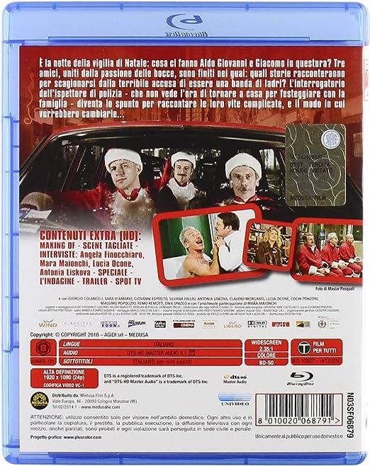 La banda dei babbi Natale [Blu ray] [IT Import]: