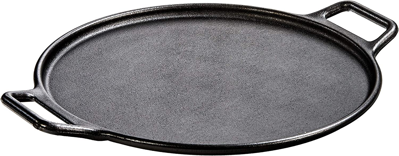 6. Lodge 14-inch Cast Iron Baking Pan