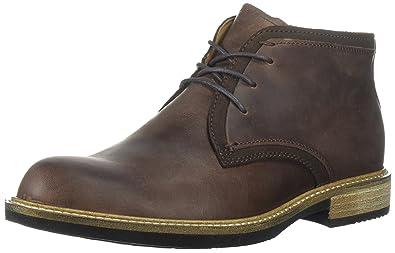ca780e4dde ECCO Men's Kenton Plain Toe Boot Chukka