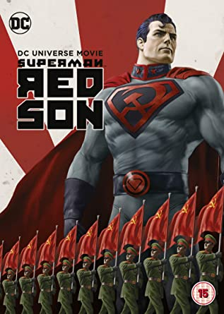 Amazon Com Superman Red Son Dvd 2019 Movies Tv