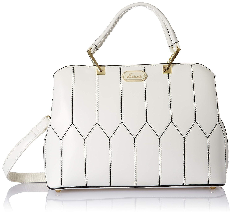 cfa5819ee39 Esbeda Pencil Tip Women's Handbag (White): Amazon.in: Shoes & Handbags