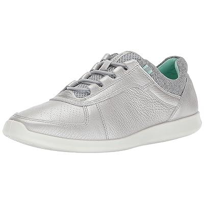 ECCO Women's Sense Toggle Fashion Sneaker, Alusilver, 37 EU/6-6.5 M US | Shoes