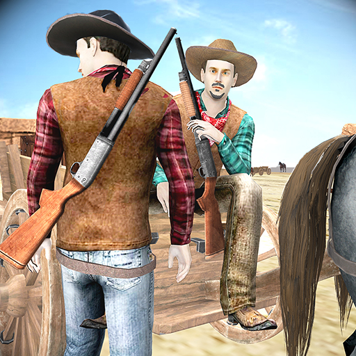 OLD WEST HUNTER- WESTERN MAFIA GUNSLINGER & COWBOY GUNFIGHTER