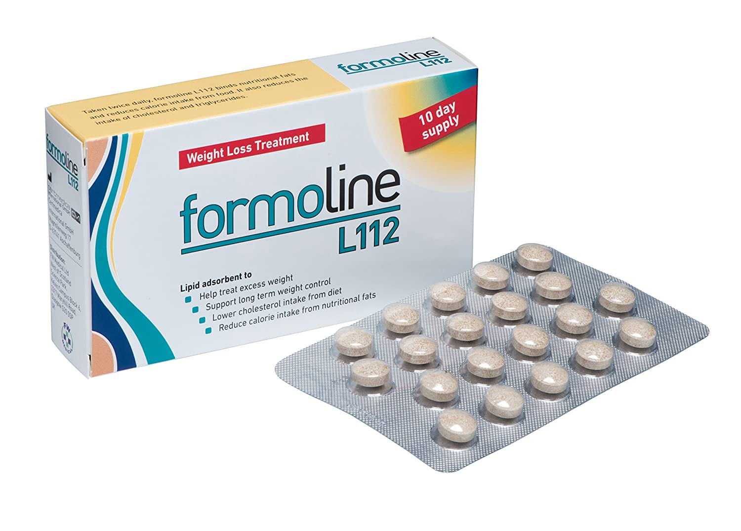 Formoline L112 10 Day Supply Amazon Co Uk Health Personal Care