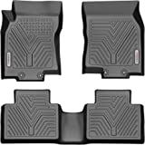 YITAMOTOR Floor Mats Compatible with Nissan Rogue, Custom Fit Floor Liners for 2014-2020 Nissan Rogue, 1st & 2nd Row All Weat