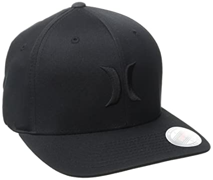 830727f97de Amazon.com  Hurley Mens Dri Fit One and Only Cap S M Black  Clothing