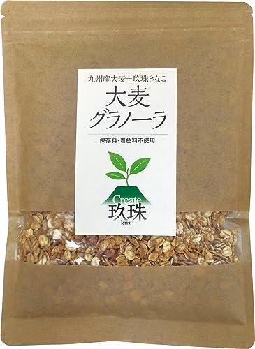 大麦グラノーラ 180g 4個セット(製造西田精麦)