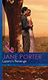 Lazaro's Revenge (Mills & Boon Modern)