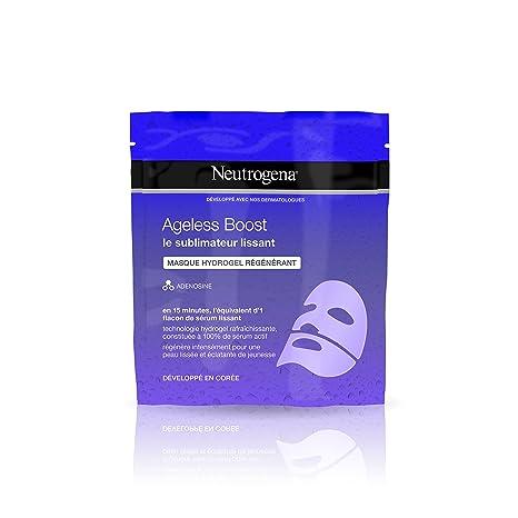 Neutrogena Ageless Boost máscara hidrogel Régénérant bolsita 30 ml – juego de 2