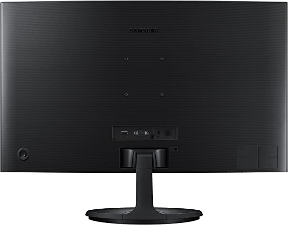 Samsung C24F390 - Monitor Curvo de 24 (Full HD, 4 ms, 60 Hz, FreeSync, Flicker-Free, LED, VA, 16:9, 3000:1, 1800R, 250 cd/m², HDMI, Base Redonda) Negro: Samsung: Amazon.es: Informática
