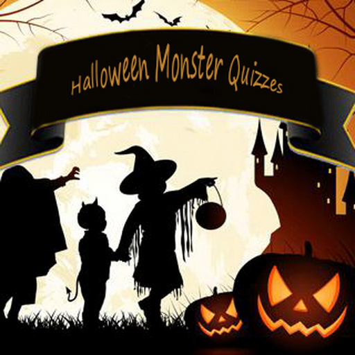 Halloween Monster Quizzes (Halloween Trivia Games For Adults)