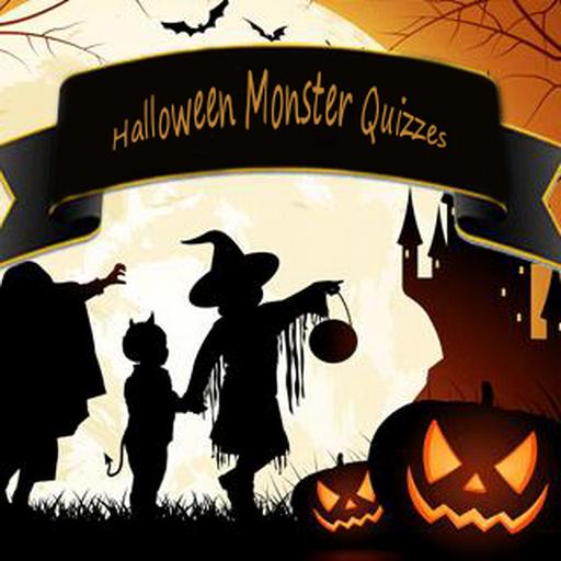 Halloween Monster Quizzes (Halloween Games Teens)