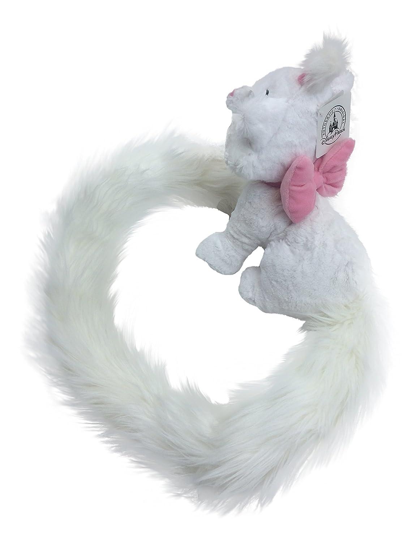 Amazon.com: Disney Marie the Cat Kitten Long Tail Stole Boa Scarf Plush Doll NEW Aristocats: Toys & Games