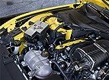 2015-2020 Mustang Satin Billet Engine Fuse Box