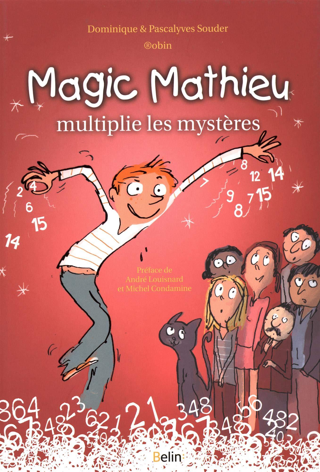 Magic Mathieu multiplie les mystères por Dominique Souder