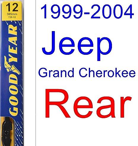 Goodyear Wiper Blades - Juego de limpiaparabrisas de repuesto para coche, línea «Premium»