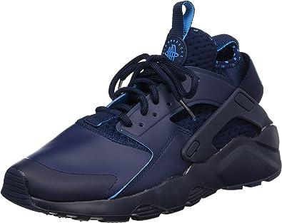 Nike Air Huarache Run Ultra Se, Zapatillas de Gimnasia para Hombre, Azul (Obsidian/lt Blue Lacquer/Obsidian), 41 EU: Amazon.es: Zapatos y complementos