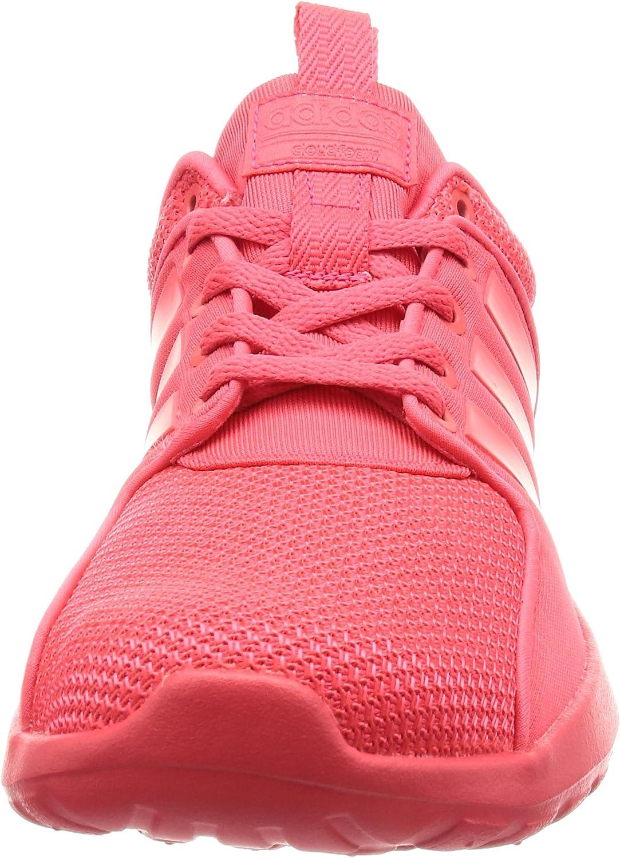 adidas Damen Cloudfoam Lite Racer W Niedrige Sneaker: Amazon