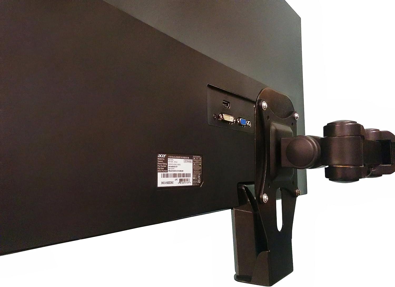 VESA Mount Adapter for Acer Monitors G206HQL G206HL G236HL by HumanCentric
