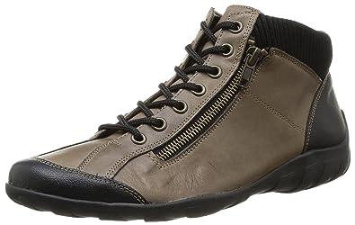 Remonte R3456 25, Sneakers Hautes femme, Marron (Marron Combiné), 36 EU (3.5 UK)