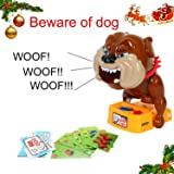 TONOR Beware of Barking Dog Novelty Prank Toy Gag Gift Board Game for Kids/Family Party