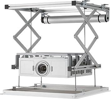 Vogels PPL 2035 Montaje para Projector Techo Plata: Amazon.es ...