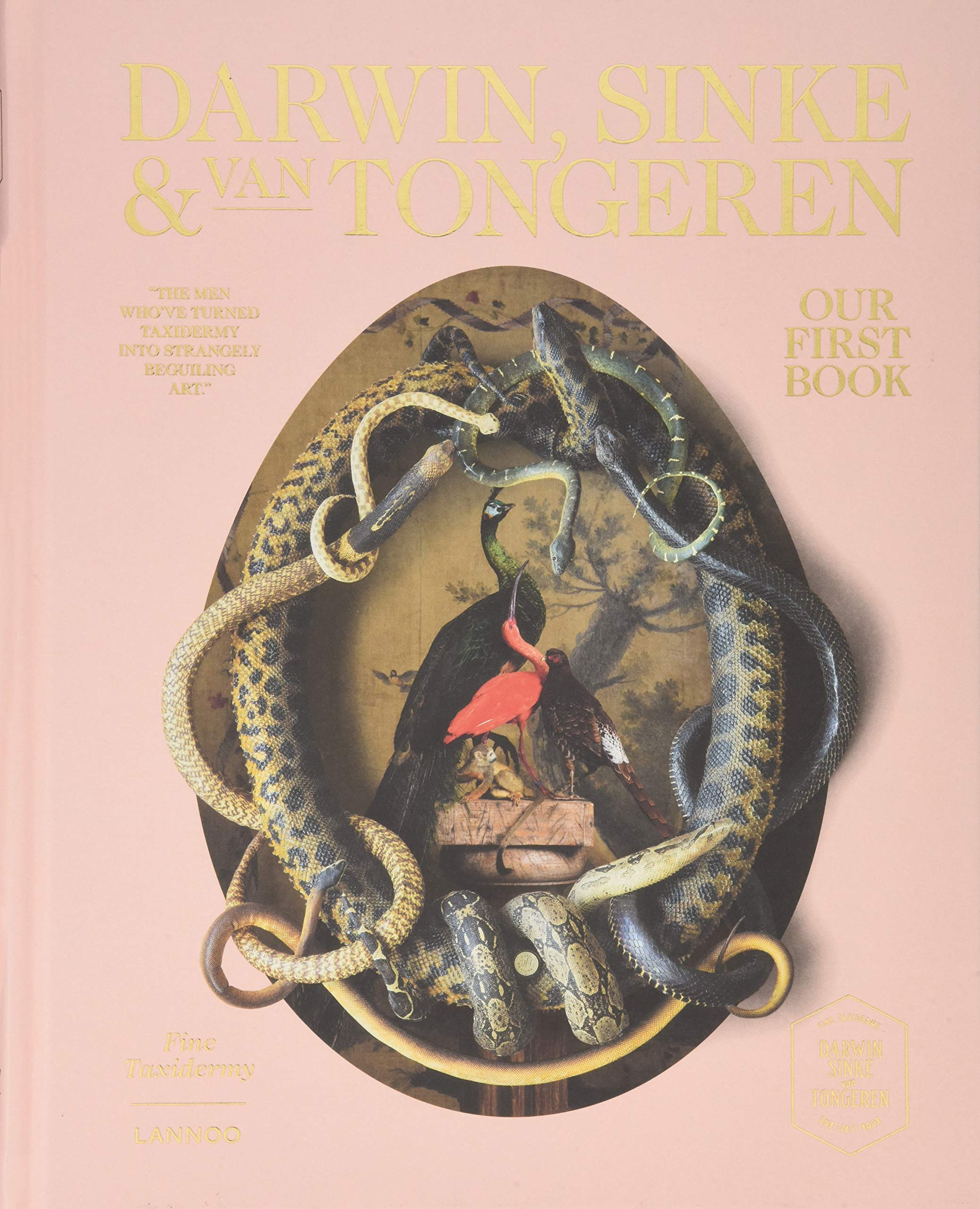 Our First Book - Fine Taxidermy: By Darwin, Sinke & van Tongeren by Lannoo Publishers